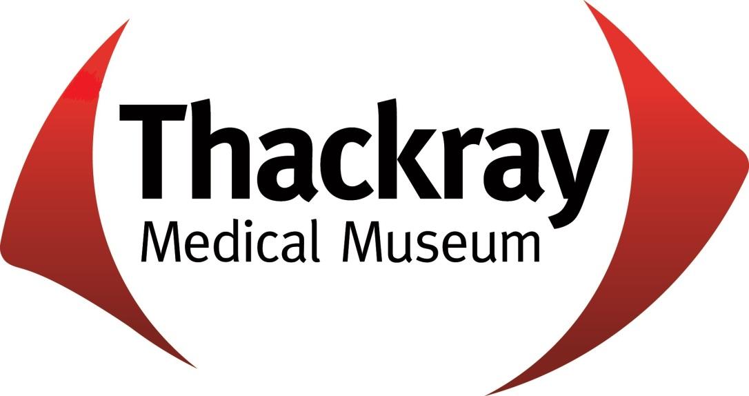 New Thackray Logo